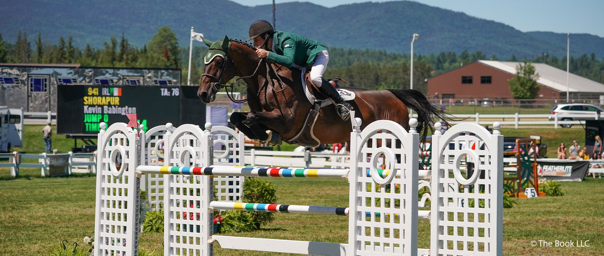 Lake Placid Horse Show Package